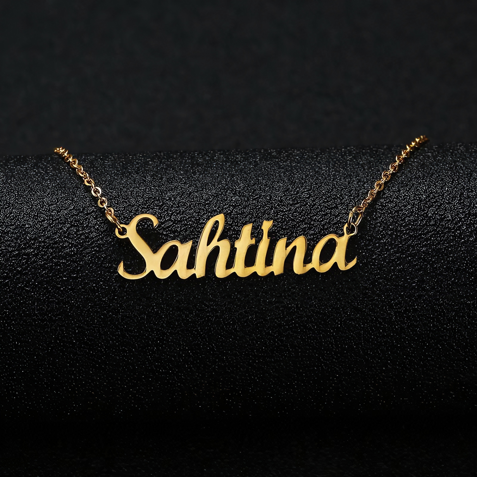 Customized Name Pendant Necklace